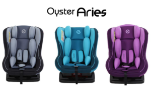 Oyster Car Seat Aries