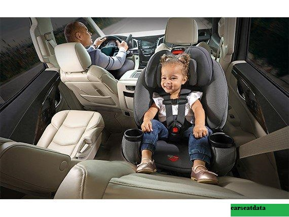 Review Car Seat All-in-One Britax One4Life 2021